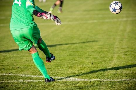 Foto campo di calcio A. Schiavino
