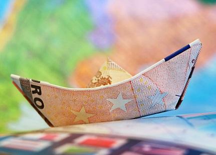 Immagine euro indebitamento