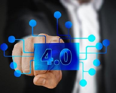 Economia digitale immagine 4.0