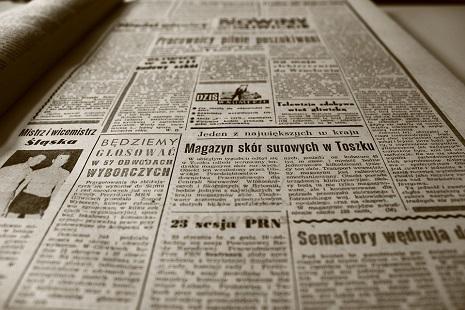 Immagine Glocal giornali carta stampata
