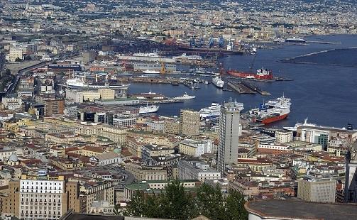 Porto di Napoli-Carlucci