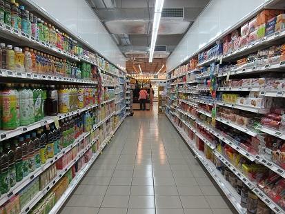 Acquisti al supermercato