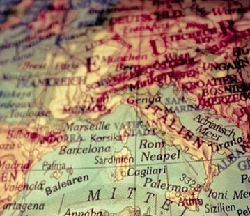 Glocal- Mappa Italia