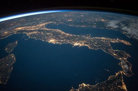 Numer Economia-Mappa Italia